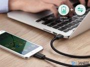 کابل یو اس بی به میکرو یو اس بی یوگرین Ugreen US114 10840 USB 3.0 to Micro USB Cable 0.5M