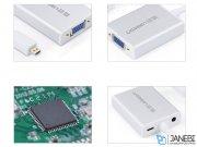 مبدل میکرو اچ دی ام آی به وی جی ای یوگرین Ugreen MM111 Micro HDMI To VGA Converter