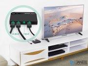 سوییچ سه پورت اچ دی ام آی یوگرین Ugreen 40234 3x1 HDMI Switch
