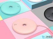شارژر بی سیم بیسوس Baseus Donut Wireless Charger