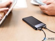 پاور بانک بیسوس Baseus Thinnest Digital Dual Output Power Bank 10000mAh