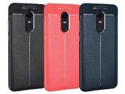 قاب ژله ای طرح چرم شیائومی Auto Focus Jelly Case Xiaomi Redmi 5 Plus