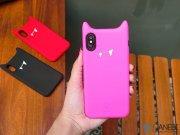 محافظ ژله ای بیسوس آیفون Baseus Devil Baby Case Apple iPhone X