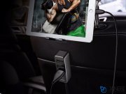 شارژر فندکی چهار پورت بیسوس Baseus Four Interfaces Output Patulous Car Charger