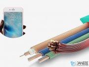کابل سه سر هوکو Hoco X4 Zinc Alloy Rhombic Charging Cable 1m