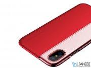 قاب محافظ بیسوس آیفون Baseus Case Half To Half iPhone X