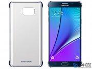 قاب محافظ اصلی سامسونگ Samsung Galaxy Note 5 Clear Cover