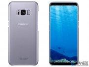 قاب محافظ اصلی سامسونگ Samsung Galaxy S8 Ultra Thin Clear Cover