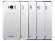 قاب محافظ اصلی سامسونگ Samsung Galaxy S8 Clear Cover