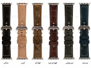 بند چرمی مات اپل واچ Apple Watch Leather Band 42mm