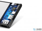 پاور بانک بیسوس Baseus Esazi Series Digital Dual Output 20000mAh Power Bank