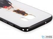 قاب محافظ سامسونگ طرح دختر  XO+ Girl Mobile Case Samsung Galaxy S7 Edge