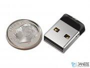 فلش مموری سندیسک Sandisk Cruzer Fit USB 2.0 16Gb