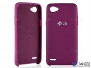 قاب محافظ سیلیکونی ال جی Silicone Cover LG Q6