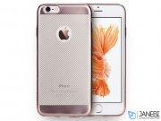 محافظ ژله ای آیفون Rock TPU Flame Line Apple iPhone 6 Plus