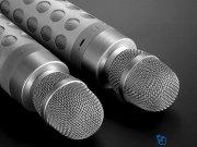 میکروفون و اسپیکر بلوتوث راک Rockspace Bluetooth Speaker with Karaoke Microphone