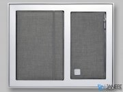 کیف و دفترچه شیائومی Xiaomi KACO Classic Business Gift Set Notebook & Stationery Bag