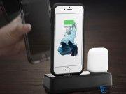 استند و نگهدارنده آیفون و ایرپاد اسپیگن Spigen iPhone & Airpods Stand S317
