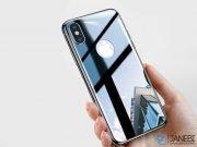 محافظ صفحه شیشه ای پشت بیسوس آیفون Baseus 4D Arc Back Glass Film Apple iPhone X