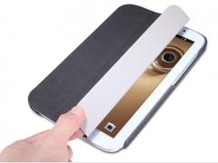 """کیف چرمی نیلکین سامسونگ Nillkin Leather Case Samsung Galaxy Note 8"""" N5100"""