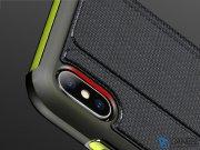 کیف محافظ راک آیفون Rock Guard Series Flip Case Apple iPhone X