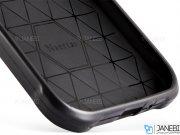قاب ژله ای طرح چرم سامسونگ Auto Focus Jelly Case Samsung Galaxy J1 2016