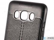 قاب ژله ای طرح چرم سامسونگ Auto Focus Jelly Case Samsung Galaxy J7 2016
