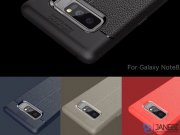 قاب ژله ای طرح چرم سامسونگ Auto Focus Jelly Case Samsung Galaxy Note 8