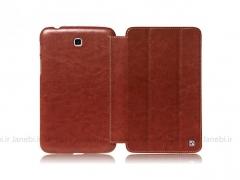 """کیف چرمی Samsung Galaxy Tab 3 8"""" T311"""