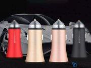 شارژر فندکی سریع توتو دیزاین Totu Design Dual Port Car Charger CC06