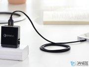 کابل شارژ و انتقال داده یو اس بی به میکرو یو اس بی یوگرین Ugreen USB to Micro USB 2.0 1.5m
