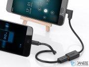 کابل تبدیل میکرو یو اس بی به یو اس بی یوگرین Ugreen US119 Micro USB to USB Female OTG Cable