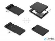باکس تبدیل هارد اینترنال به هارد اکسترنال یوگرین Ugreen US221 USB 3.0 To 2.5 Inch Sata External Hard Drive Enclosure