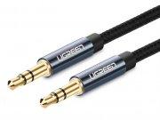 کابل انتقال صدا یوگرین Ugreen AV112 AUX Cable 3M