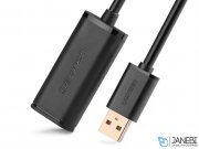 کابل افزایش طول یو اس بی یوگرین Ugreen US121 10324 USB 2.0 Active Extension Cable With Chipset 20m