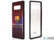قاب محافظ سامسونگ طرح بارسلونا XO+ Barcelona Case Samsung Galaxy Note 8