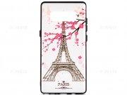 قاب محافظ سامسونگ گلکسی XO+ Eiffel Case Samsung Galaxy Note 8