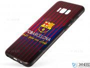 قاب محافظ سامسونگ طرح بارسلونا XO+ Barcelona Case Samsung Galaxy S8 Plus