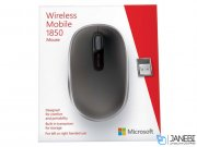 موس بی سیم مایکروسافت Microsoft Wireless Mobile 1850 Mouse