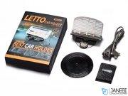 پایه نگهدارنده و شارژر گوشی ریمکس Remax RC-FC2 Letto Universal Car Holder