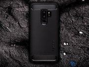 محافظ ژله ای اسپیگن سامسونگ Spigen Rugged Armor Case Samsung Galaxy S9 Plus