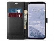 کیف محافظ اسپیگن سامسونگ Spigen Wallet S Case Samsung Galaxy S9