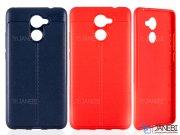 قاب ژله ای طرح چرم هواوی Auto Focus Jelly Case Huawei Enjoy 7 Plus/ Y7 Prime