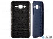قاب ژله ای طرح چرم سامسونگ Auto Focus Jelly Case Samsung Galaxy J5