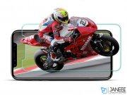محافظ صفحه نمایش شیشه ای جی سی پال آیفون JCPal iClara Clear Glass Screen Protector Apple iPhone X