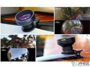 لنز فیش آی گوشی موبایل آکی Aukey Ora Fisheye Lens PL-F2