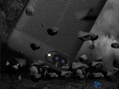 قاب ژله ای طرح چرم ایسوس Auto Focus Jelly Case Asus Zenfone 4 Max ZC554KL