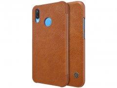 کیف چرمی نیلکین هواوی Nillkin Qin Leather Case Huawei P20 Lite/ Nova 3e