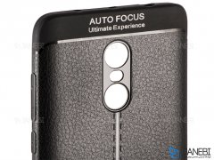 قاب ژله ای طرح چرم شیائومی Auto Focus Jelly Case Xiaomi Redmi Note 4