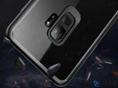 قاب محافظ راک سامسونگ Rock Clarity Case Samsung Galaxy S9